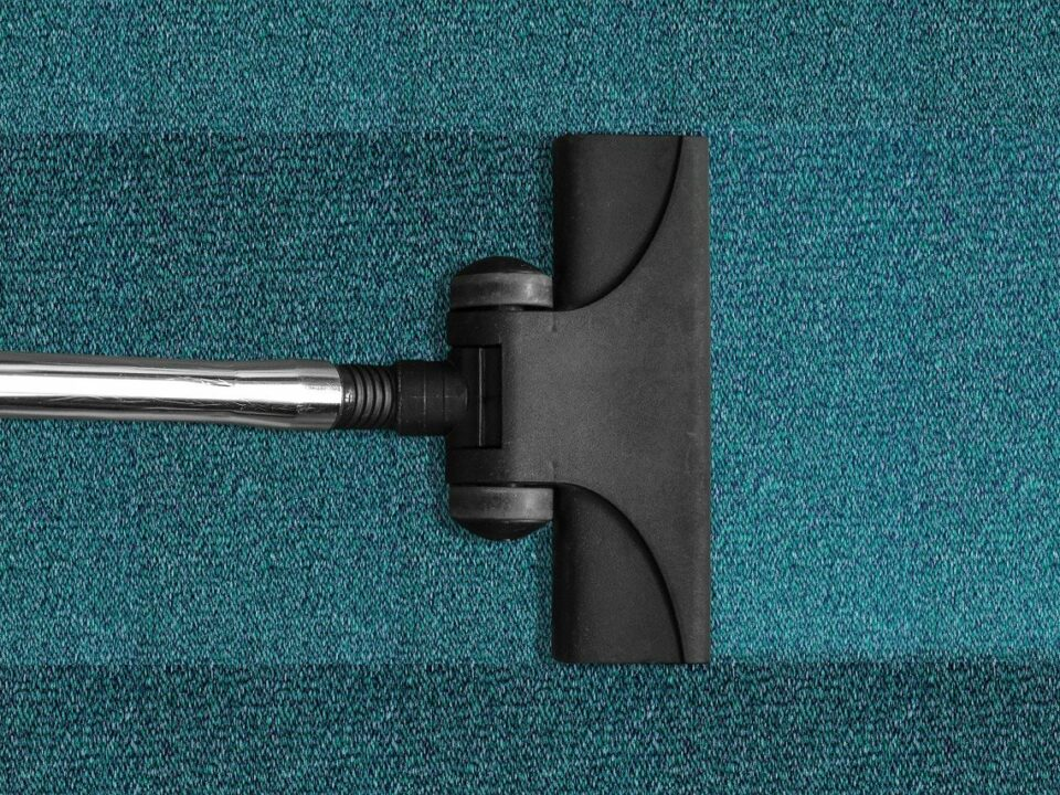 professionally Cleaned Carpets